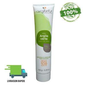 Argile verte prête à l'emploi (150g)