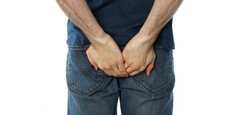 kyste pilonidal symptome